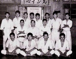 Osensei Nagamine's Original Dojo
